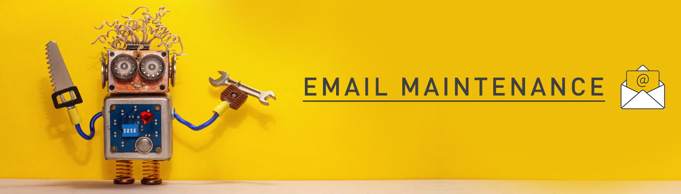 Email Maintenance