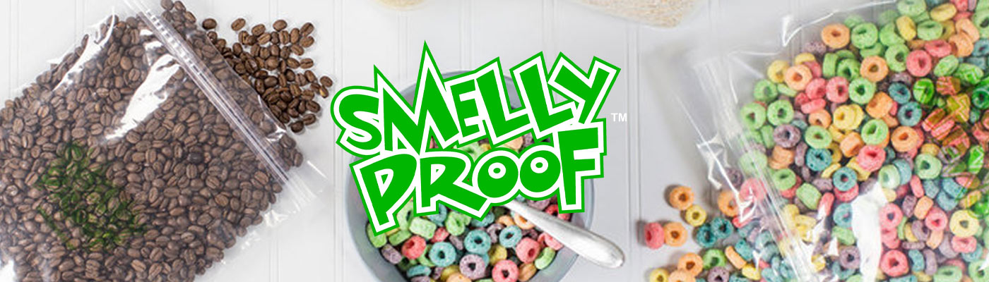 FREE Smelly Proof Bags