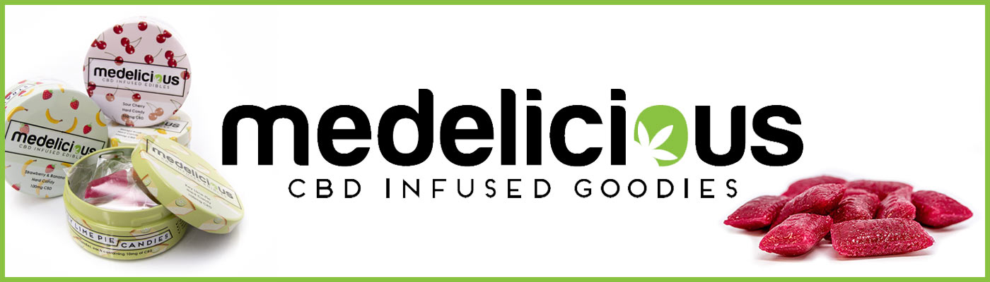 Medelicious CBD Sweets