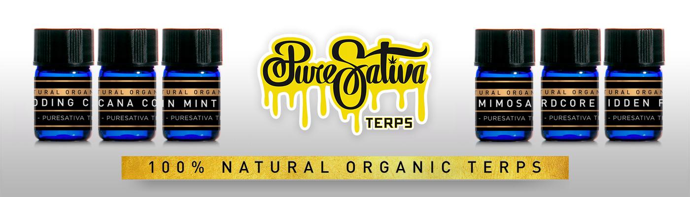PureSativa Terps