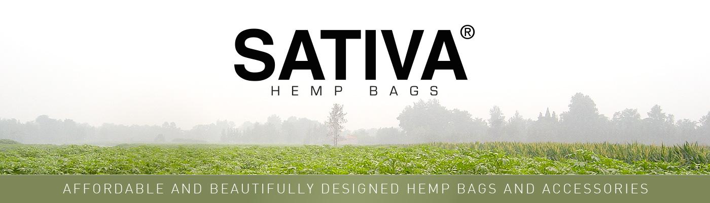 Sativa Hemp Bags