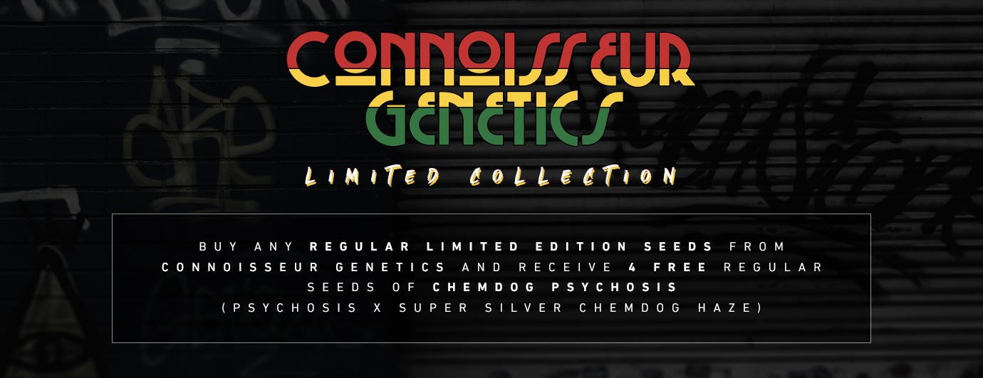 Connoisseur Genetics Limited Collection