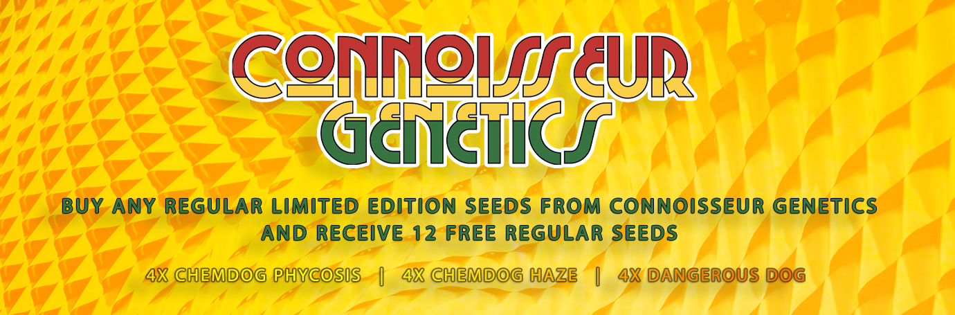 Connoisseur Genetics Limited Collection