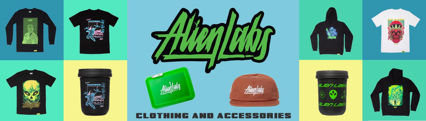 AlienLabs Merch & Accessories