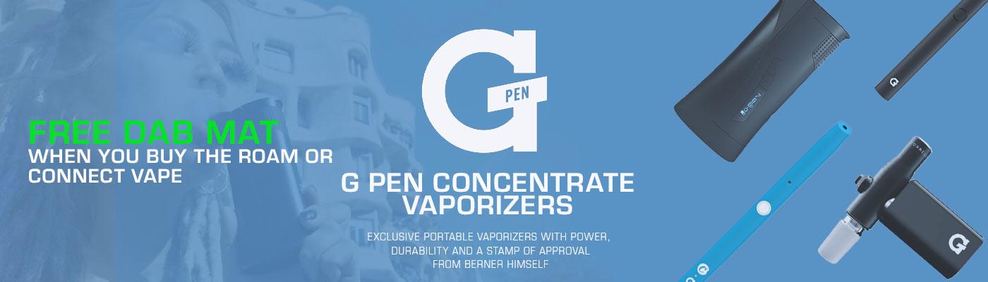 G Pen Concentrate Vaporizers