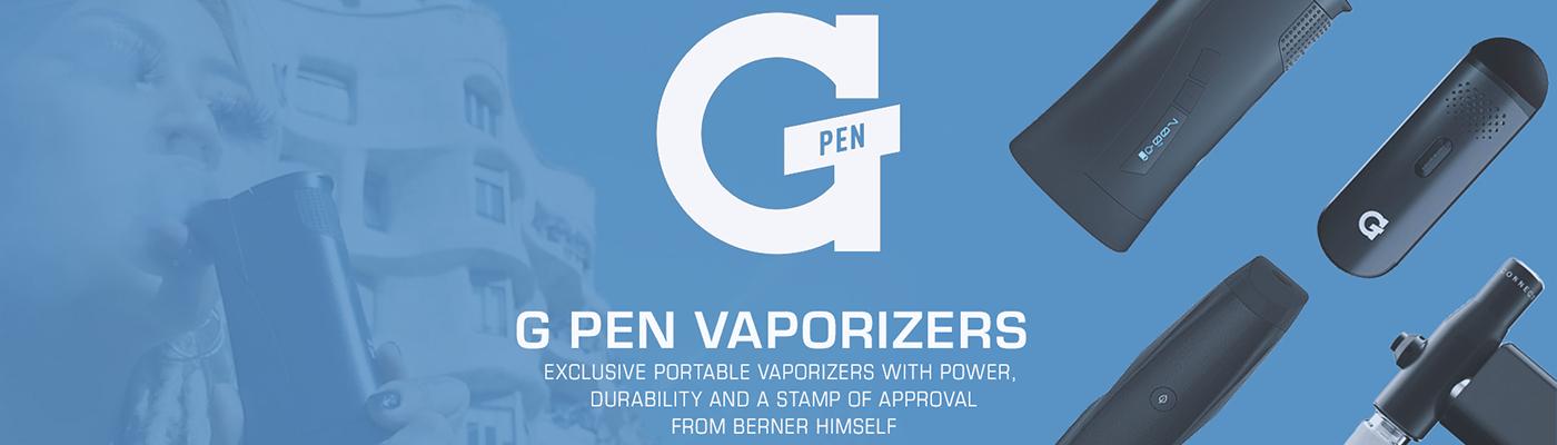 G Pen Vaporizers