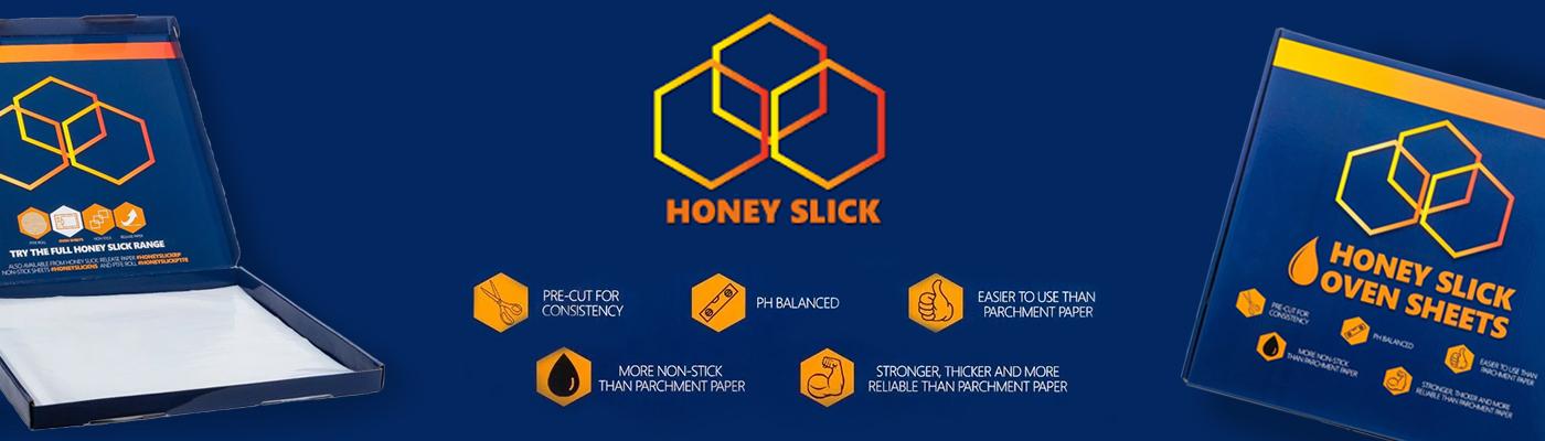 Honey Slick Non Stick PTFE Sheets