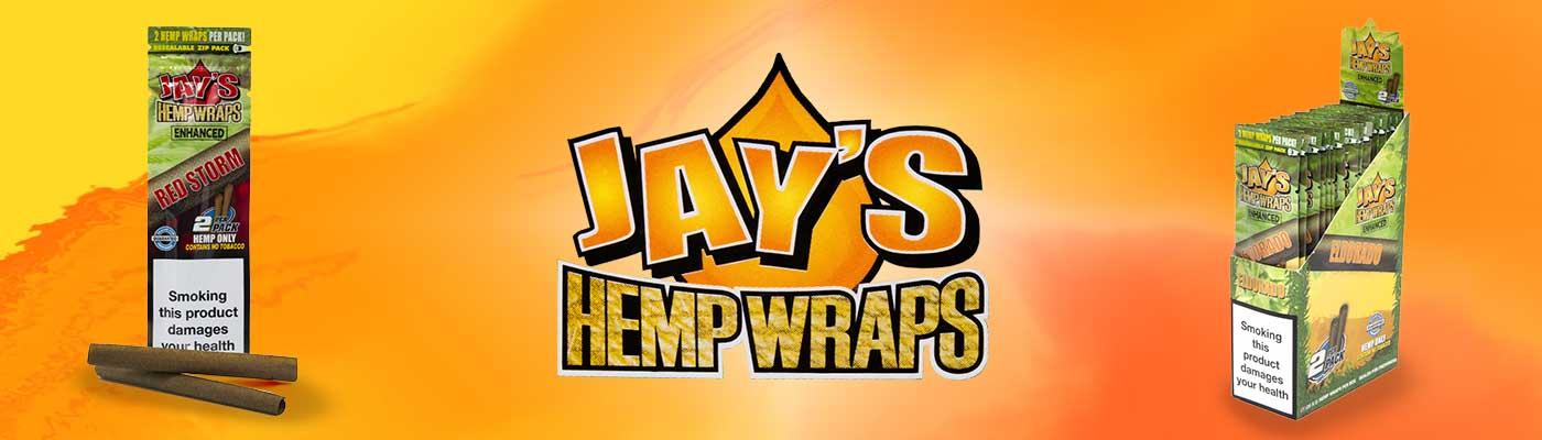 Jay's Hemp Wraps by Juicy Jay's