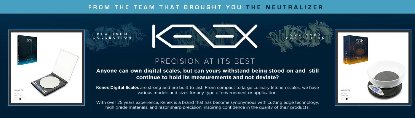 Kenex Professional Scales