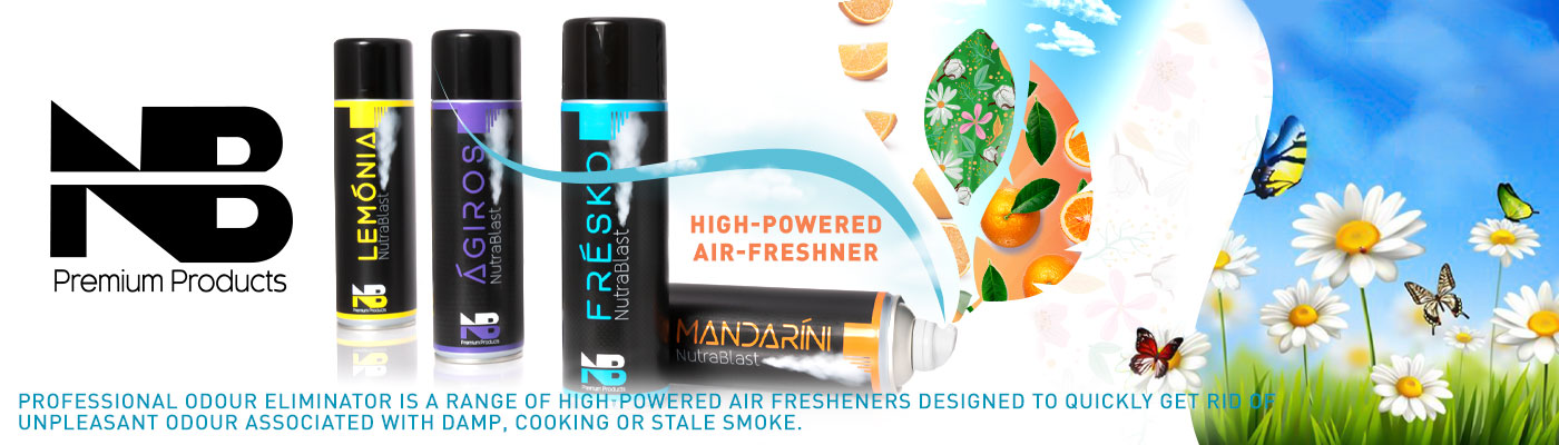 Nutrablast Air Freshener