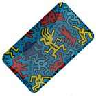 Keith Haring - Glass Spoon Pipe - Blue