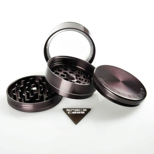 4 Piece Magnetic Titanium Crystal Catcher by Space Grinders