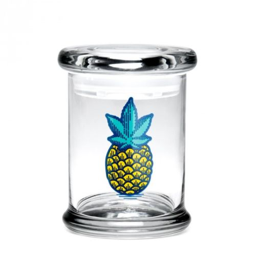 Pineapple (Classic Pop-Top) by 420 Jars