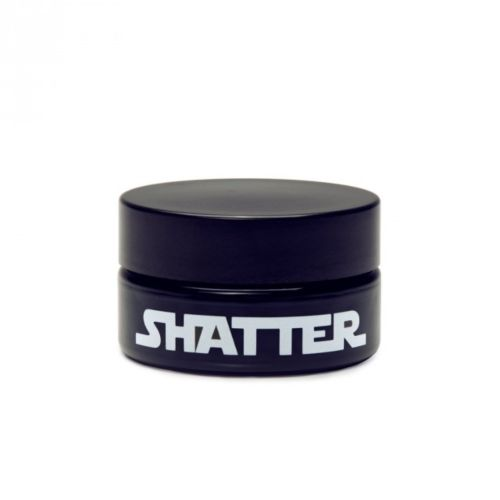 Shatter (UV Concentrate Jars) by 420 Jars