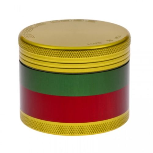 Space Case Aluminium Crystal Catcher (Rasta)