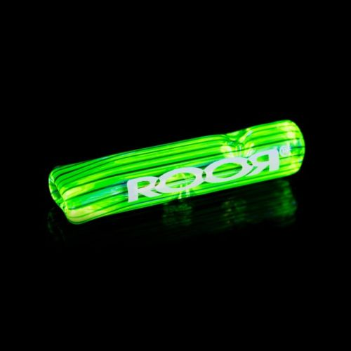 Roor Cypress Hill Phuncky Feel Glass Filter Tip - Illuminati UV BlackLine