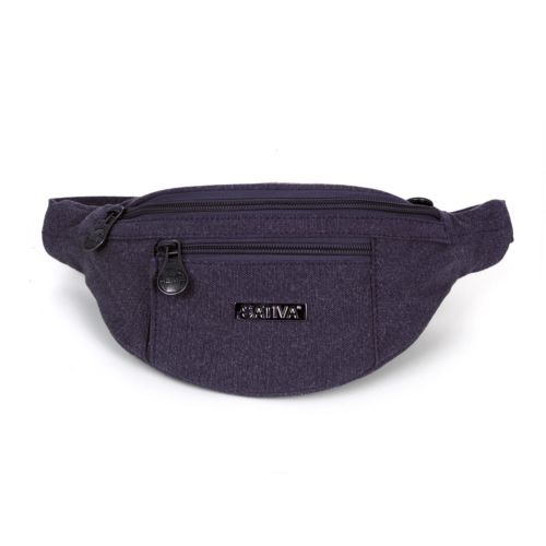 Hemp Hip Bum Bag by Sativa Bags