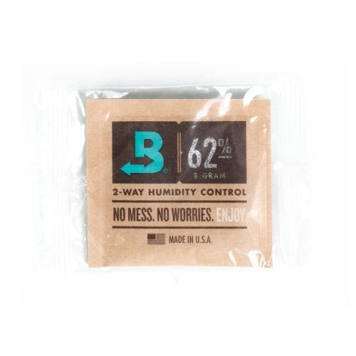 8 Gram 62% 2 Way Humidity Control By Boveda