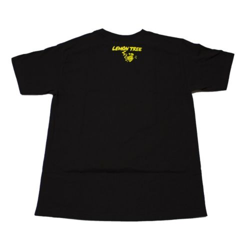 Crazy Shawn T shirt - Black by Lemon Life SC
