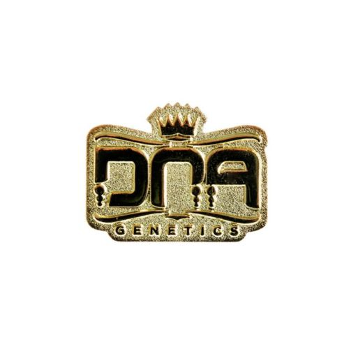 Gold Core Logo Hat Pin by DNA Genetics