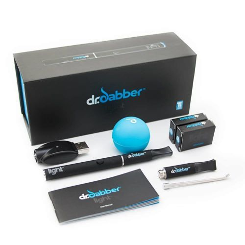 Light Full RX Vaporizer Kit By Dr. Dabber