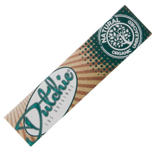 Natural Unbleached (King Size Slim) Rolling Papers by Dutchie - The Original
