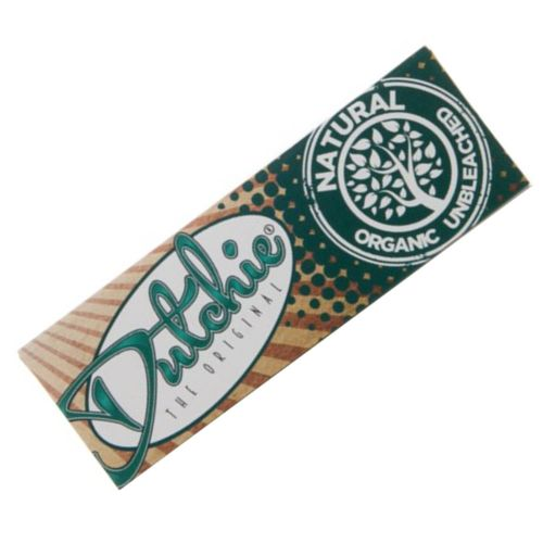 Natural Unbleached (1¼) Rolling Papers by Dutchie - The Original