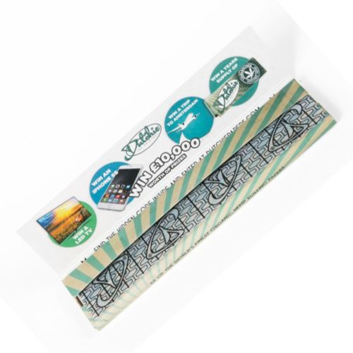 Unbleached Organic (King Size Slim) Hemp Rolling Papers by Dutchie - The Original