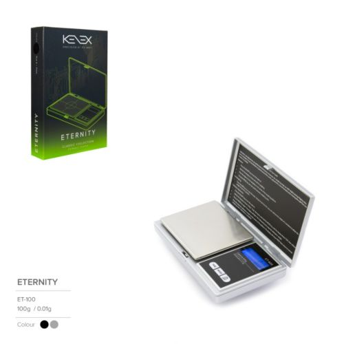 Eternity Compact Digital Precision Scales (Classic Collection) by Kenex