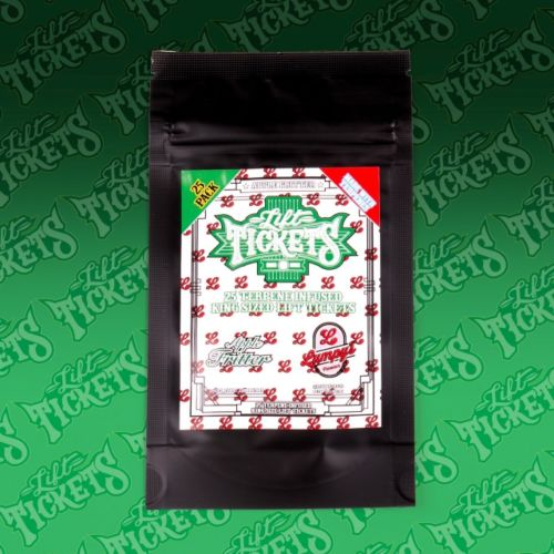 Apple Fritter - 25 Terpene Infused Rolling Papers by Lift Tickets 710