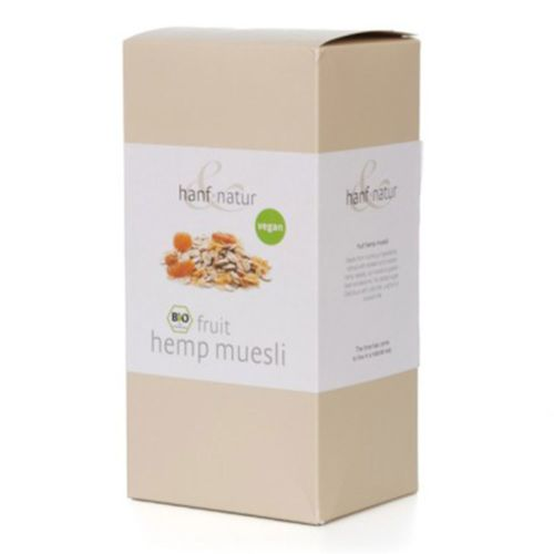 Fruit Hemp Muesli by Hanf Natur Hemp Foods
