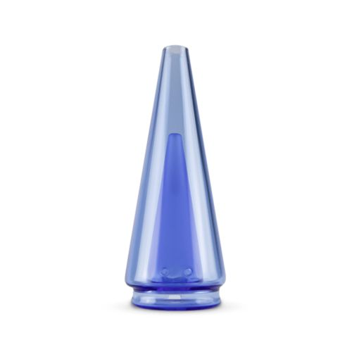 The Peak Pro Coloured Glass by Puffco - Royal Blue