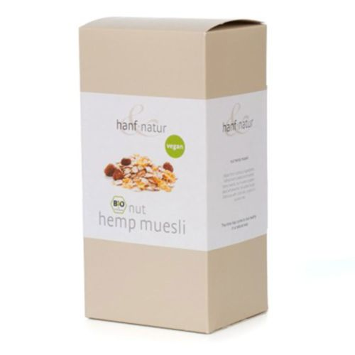 Nut Hemp Muesli by Hanf Natur Hemp Foods