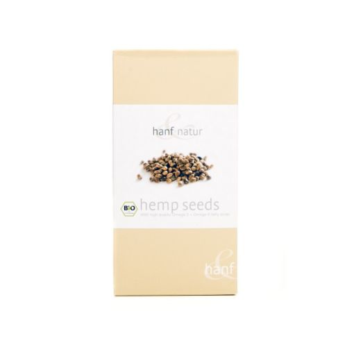 Hemp Seeds 500g - Hanf Natur