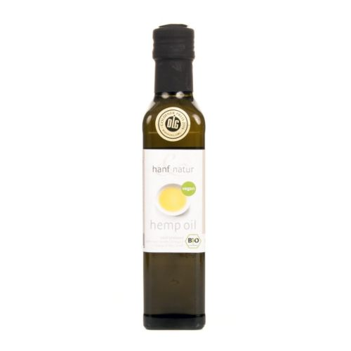 Hemp Seed Oil - Hanf Natur