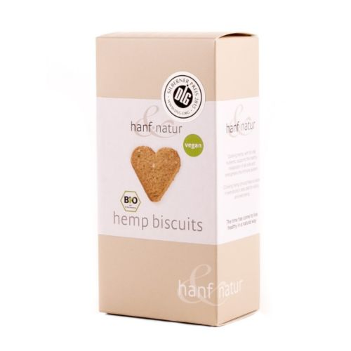 Hemp Biscuits 100g - Hanf Natur