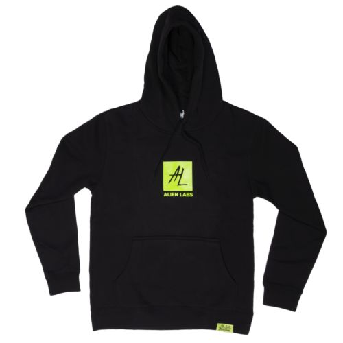 Discovery Hoodie by Alien Labs – Black