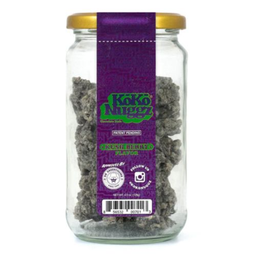 Kush Berry Flavour Chocolate Budz (4.5oz) by KokoNuggz