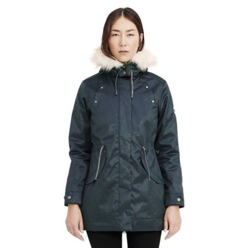 Ladies Nordic Lights Parka (W17) by Hoodlamb