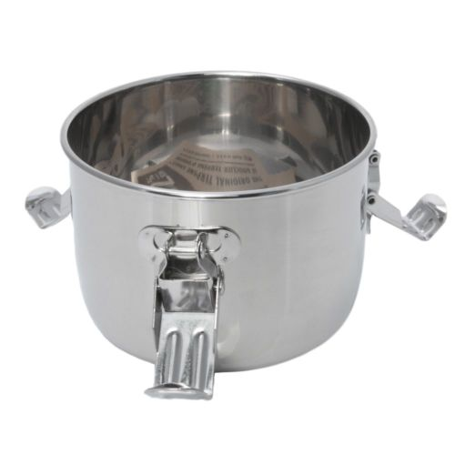 CVault Stainless Steel Holder With Boveda Humidity Pack- Large .95 Liters