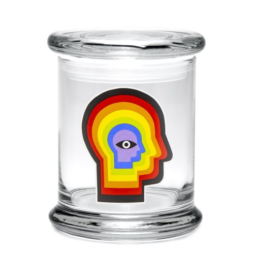 Rainbow Mind (Classic Pop-Top) by 420 Jars