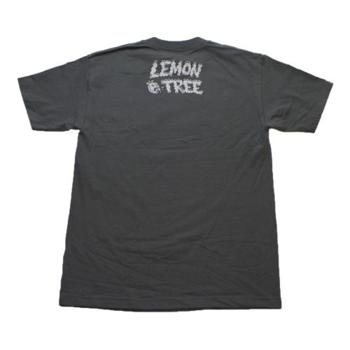 Lemon Bear T-shirt Grey by Lemon Life SC