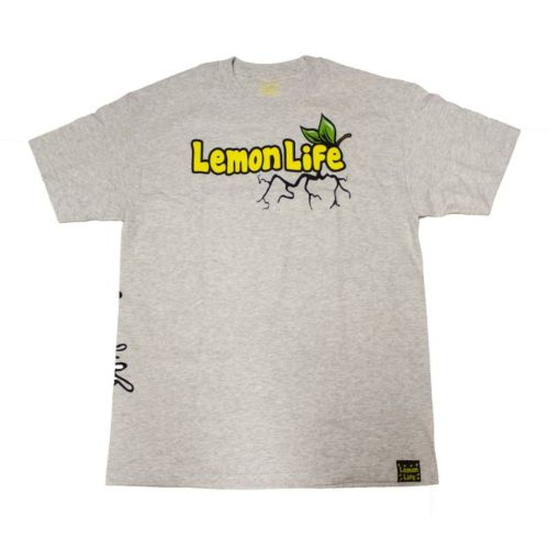 Lemon Life Leaf - Ash Grey by Lemon Life SC