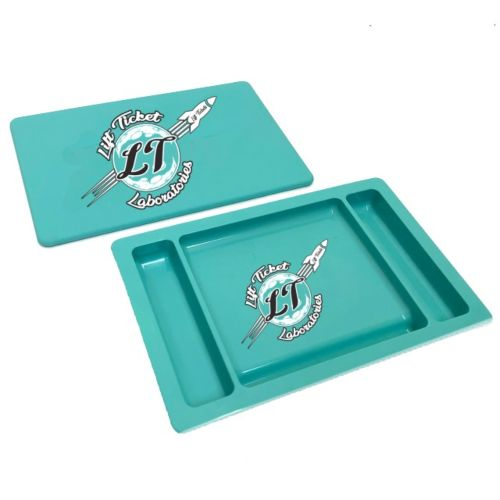 Air Tight Travel Rolling Tray by Lift Ticket Laboratory
