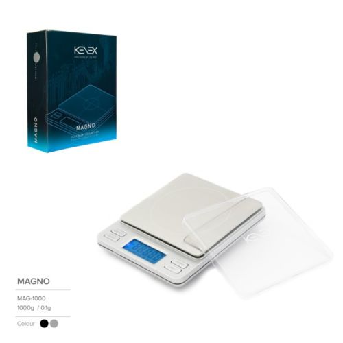 Magno Digital Precision Scales (Platinum Collection) by Kenex