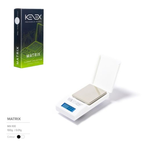 Matrix Compact Precision Digital Scales (Classic Collection) by Kenex