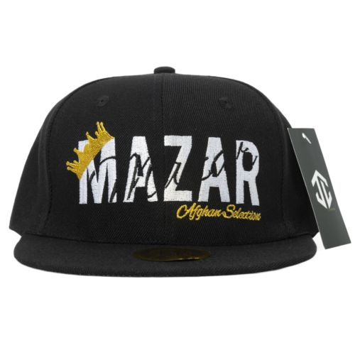 Mazar Snapback Hat by Afghan Selection