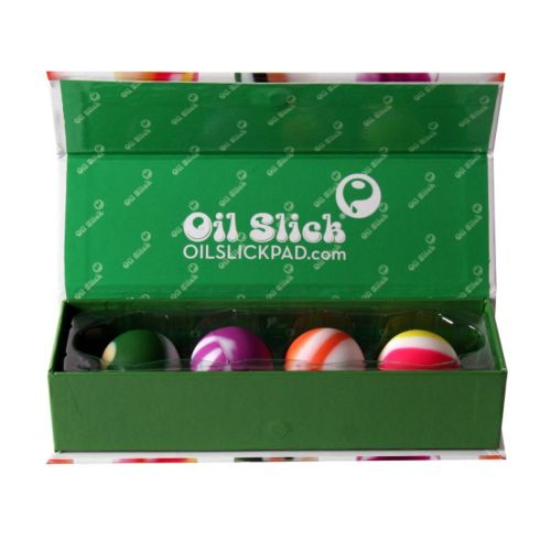 Slick® Ball Mini - 4 Containers