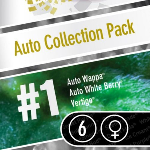 Auto Collection Pack 1 by Paradise Seeds