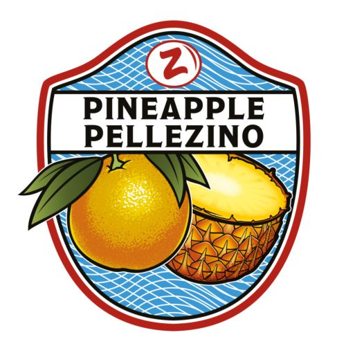 Pineapple Pellazino Cannabis Seeds by Terp Hogz